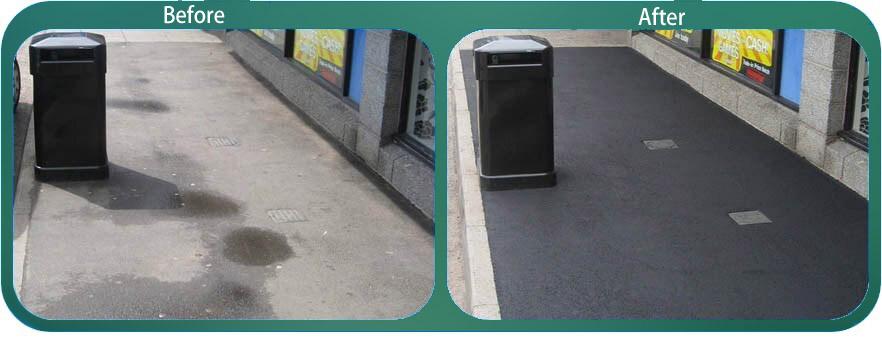 Aberdeen Powerclean: Driveway cleaning Aberdeen, Driveway